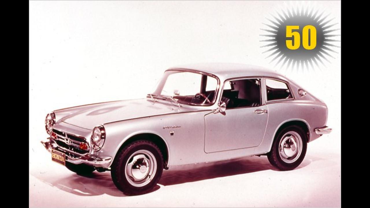 50 Jahre Honda in Deutschland