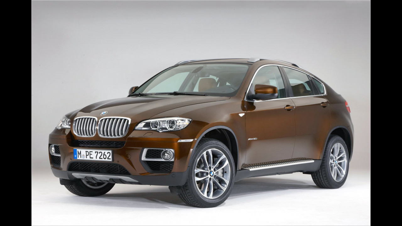 BMW X6 Facelift