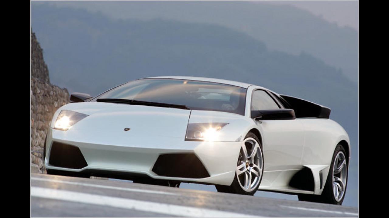 Männerauto: Lamborghini Murciélago