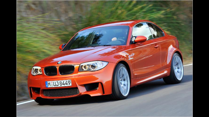 BMW 1er M Coupé: Bayerns neuer Stürmer