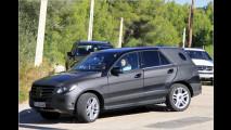Erwischt: Mercedes ML