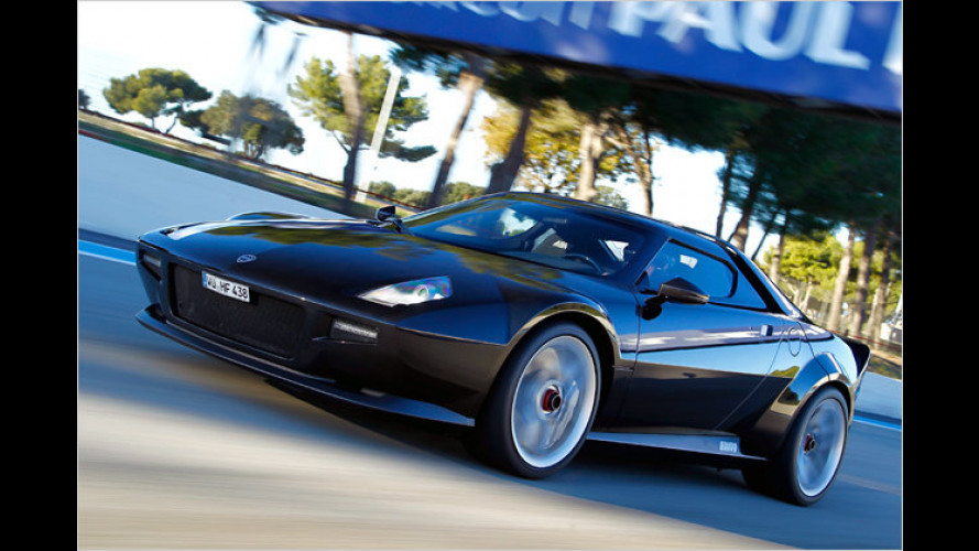 New Stratos: Am Anfang stand ein Traum