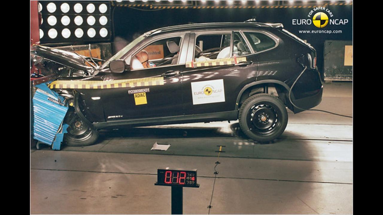 BMW X1 (5 Sterne, 80 von 100 Punkten)