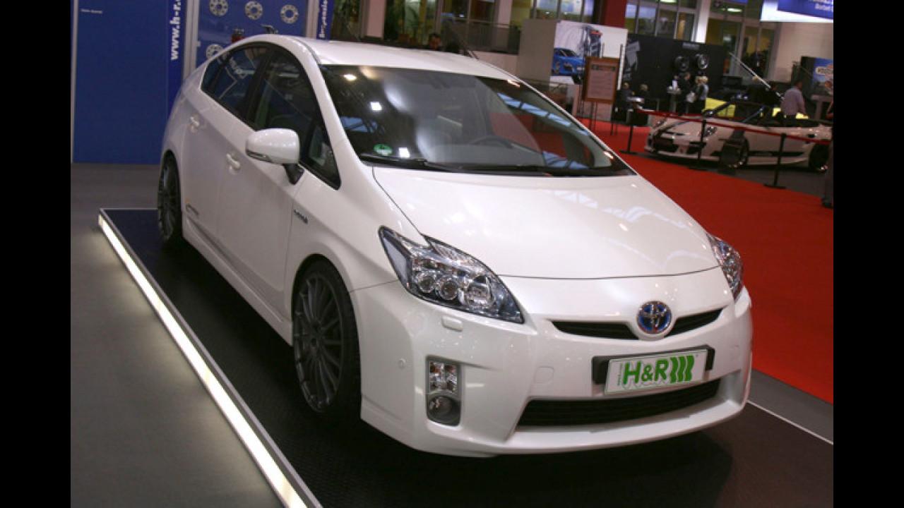 H&R Toyota Prius
