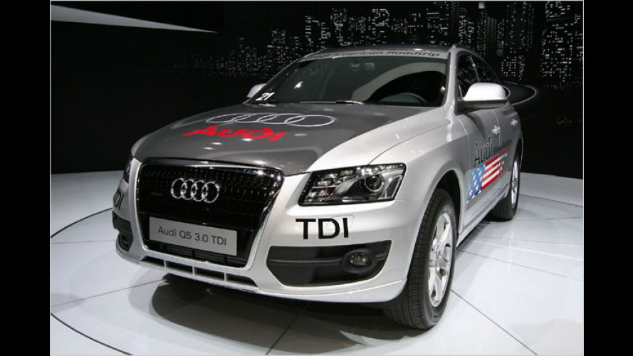 Die Serien-Highlights der Los Angeles Auto Show 2008