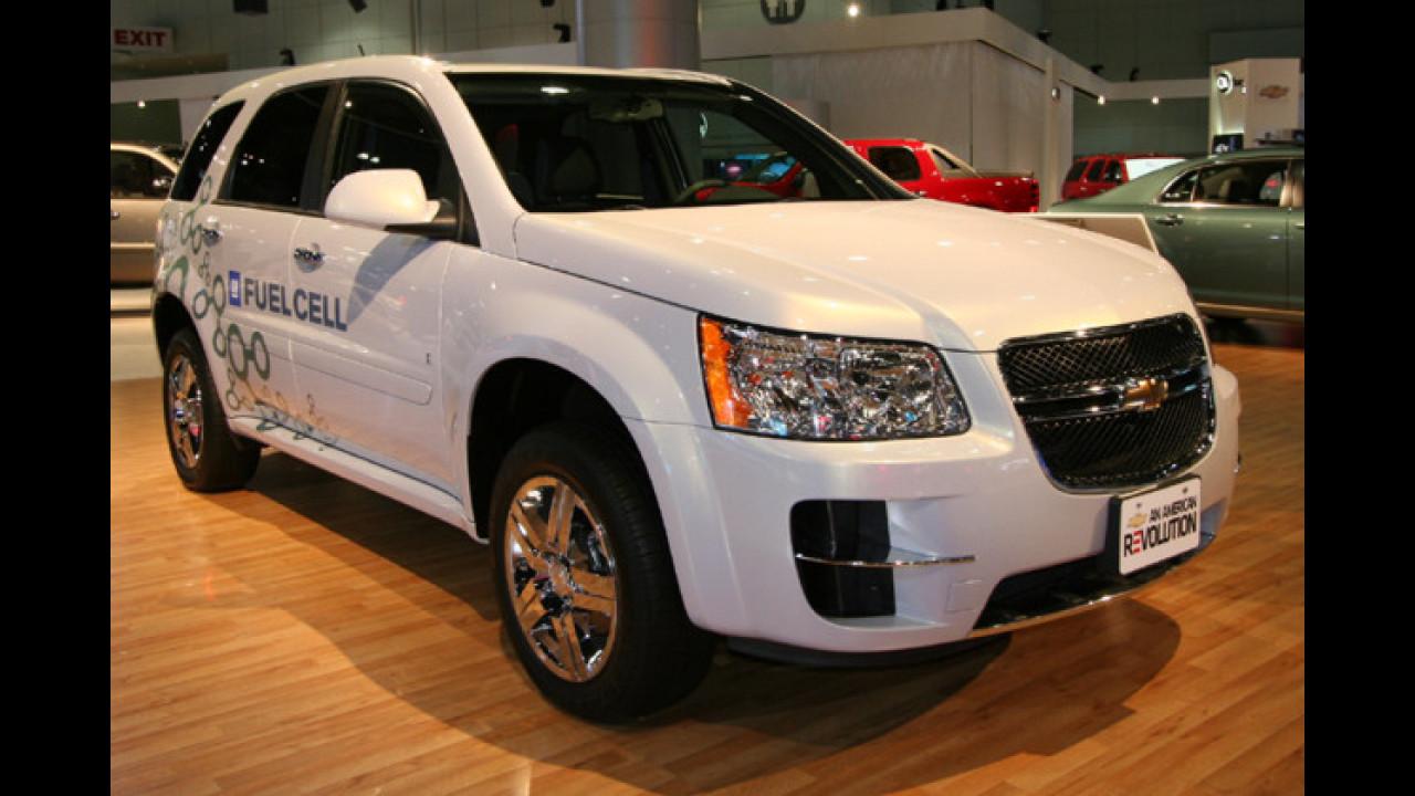 Chevrolet Equinox Fuel Concept