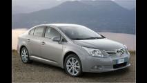 Neue Toyota-Motoren