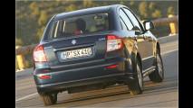 Neu: Suzuki SX4 Limousine