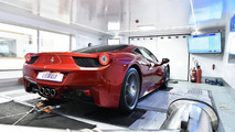 Litchfield tunes the Ferrari 458 Italia [video]