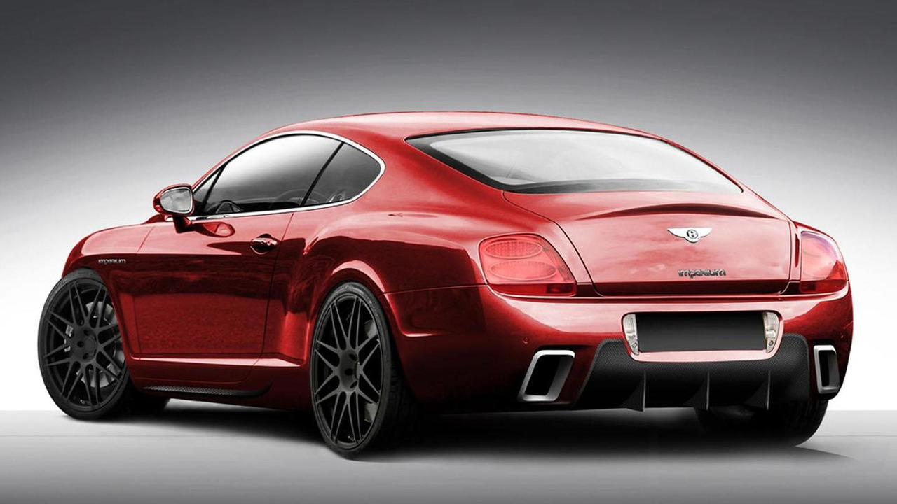 Bentley Continental GT by Imperium 2.8.2011