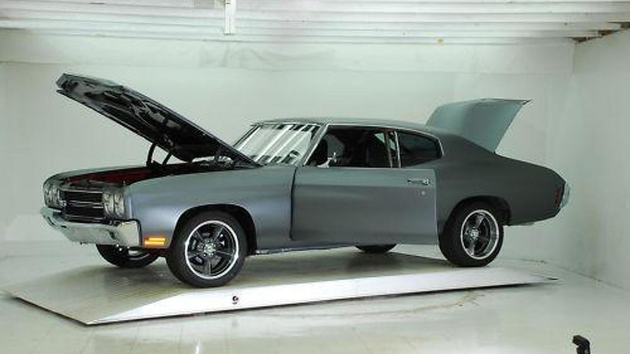 Vin Diesel S Chevy Chevelle From Fast And Furious 4 Motor1 Com Photos