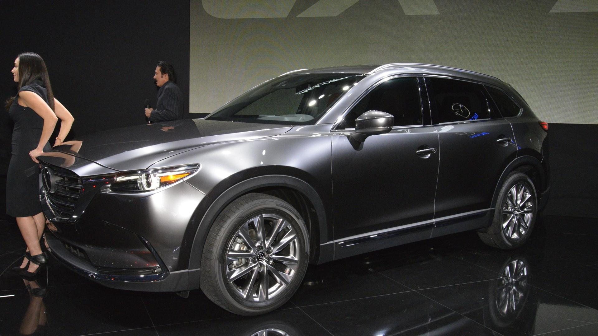 Research 2017                   MAZDA CX-9 pictures, prices and reviews