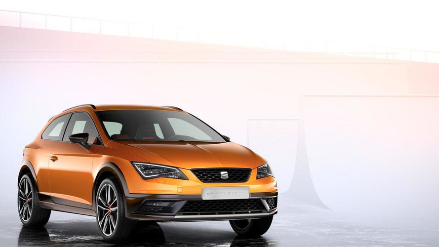 SEAT Leon Cross Sport concept won't reach production