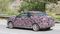 2016 Lada Vesta spy photo