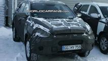 Hyundai Tucson Spied Winter Testing