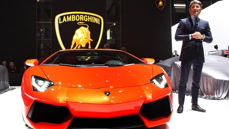 Lamborghini sues Vegas restaurant for blatant logo rip-off