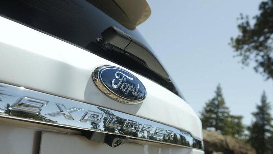 2011 Ford Explorer fuel economy announced; still no real photos