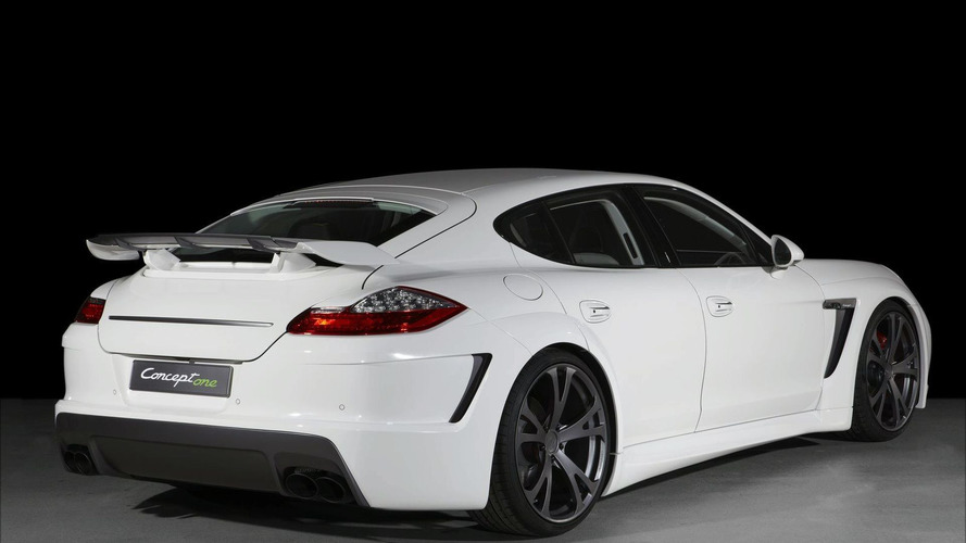 TechArt Concept One – Design Study for Porsche Panamera