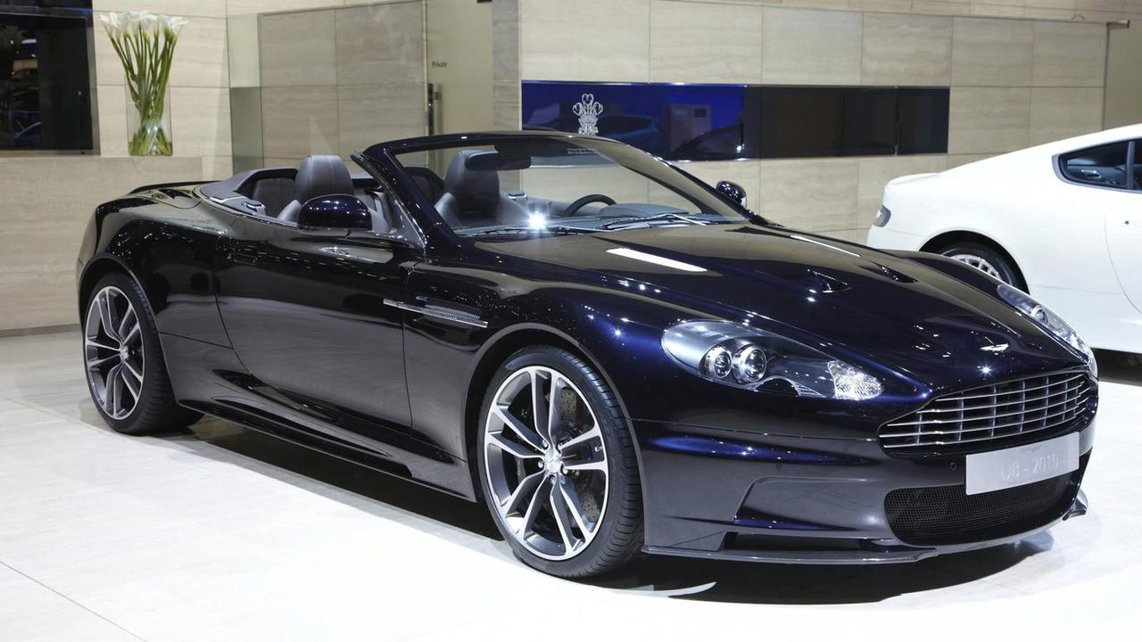 Aston Martin DBS UB-2010 Limited Edition in Geneva