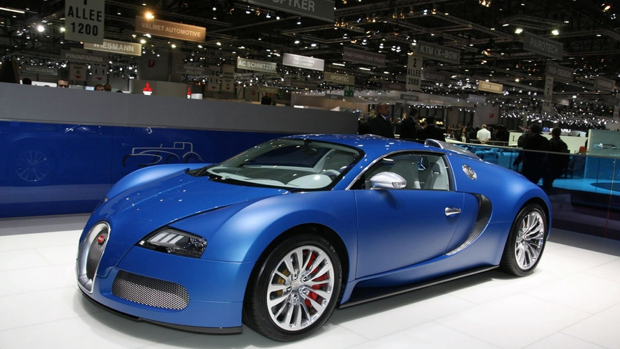 Bugatti Bleu Centenaire Official Details and Photos Released