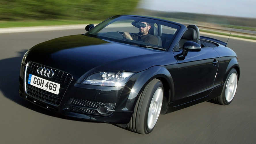 Audi UK Launches Downsized TT Roadster 1.8 TFSI