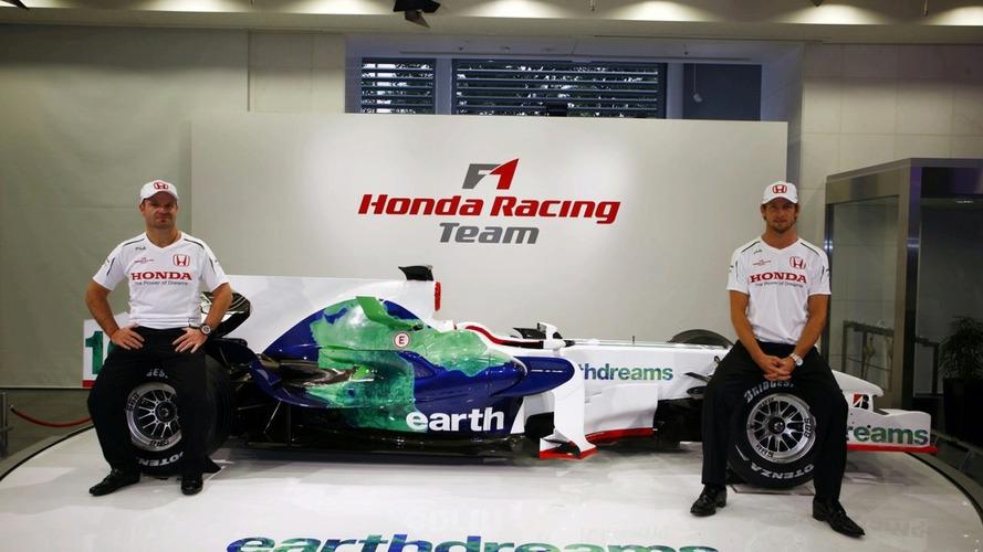 F1 team survival *not impossible* - Honda