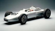 1962 Porsche 804 Formula 1 car, winner of the 1962 French grand prix, 24.06.2010