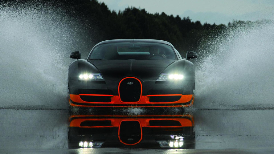 Bugatti Veyron Super could go hybrid, 2013 Frankfurt debut confirmed