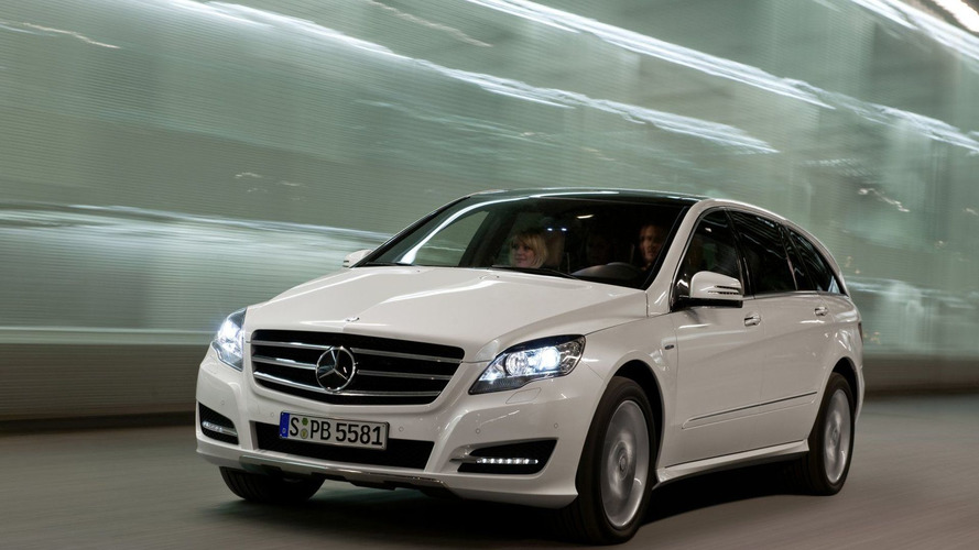 Mercedes R-Class successor in the works, could be launched in 2017 - report