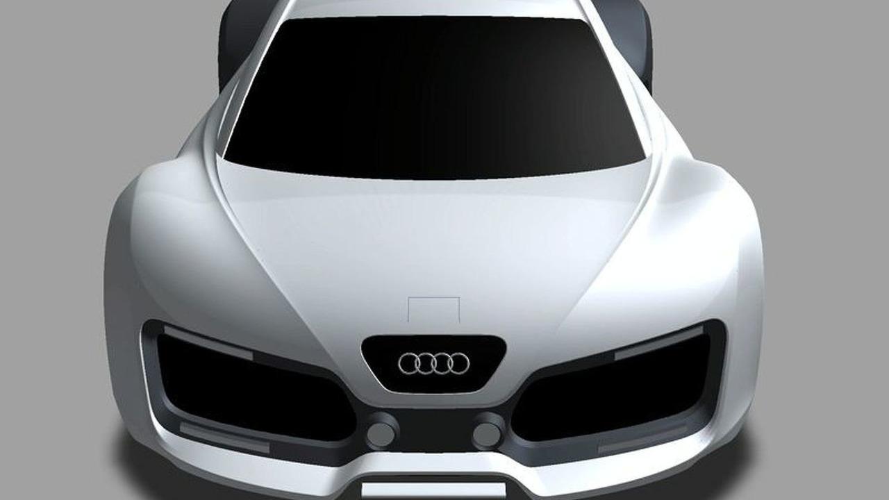Audi Rs7 Concept Artist Design Interpretation 1000 11 03 2010