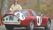 Alfa Romeo Giulia Tubolare Zagato 1964, Essen Motor Show 2010, 02.12.2010