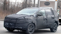2012 U.S. Ford Kuga/Escape spied 24.03.2011