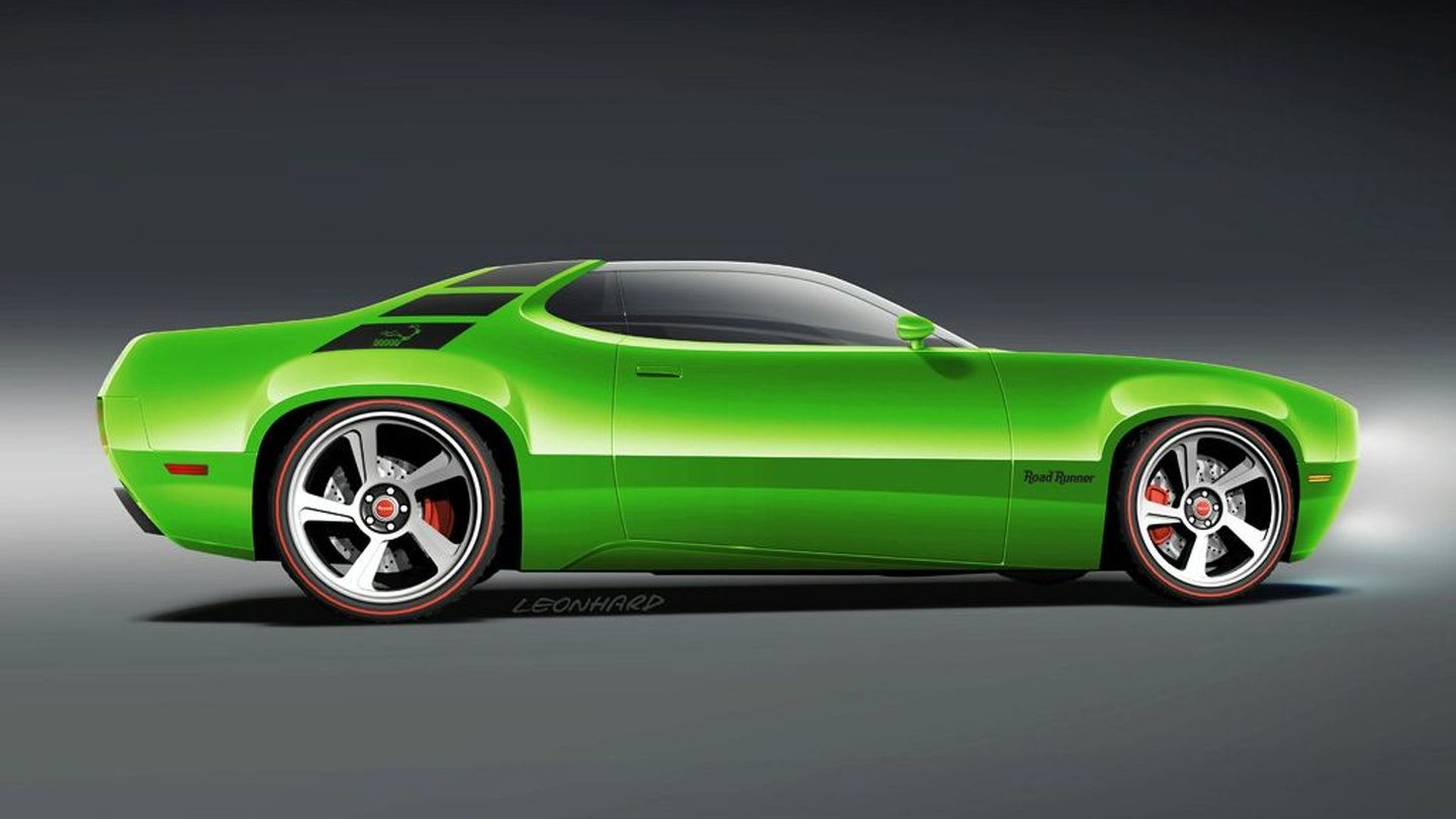 2020 Plymouth Roadrunner New Concept