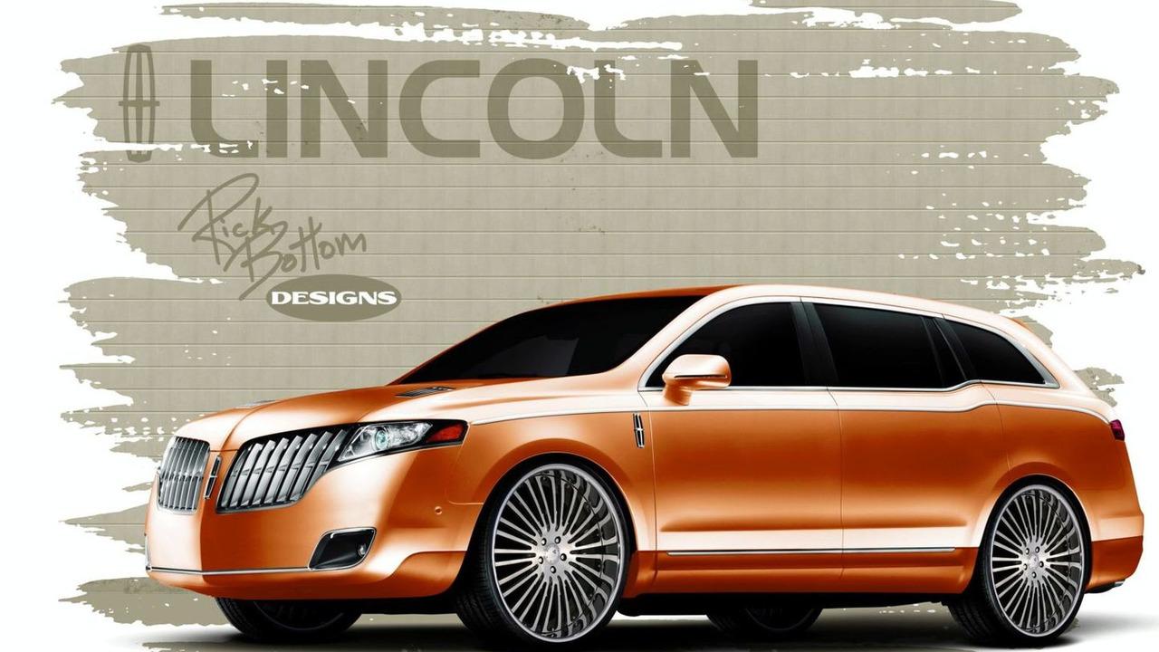 2010 lincoln mkt panache by rick bottom designs motor1 com photos