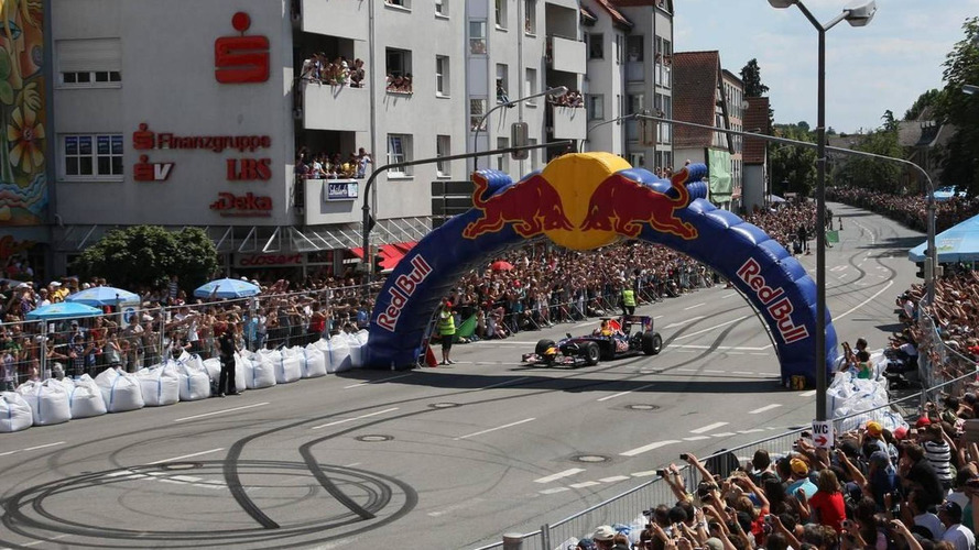 Vettel hometown planning title motorcade
