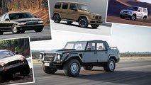 10 modelos chasis arcaicos rapidos deportivos