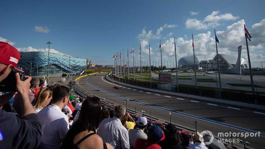Sochi targeting 30,000 F1 fans for Russian Grand Prix