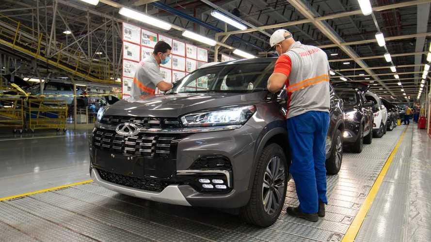 Caoa investirá R$ 1,5 bi para produzir novos carros da Chery, Hyundai e Exeed
