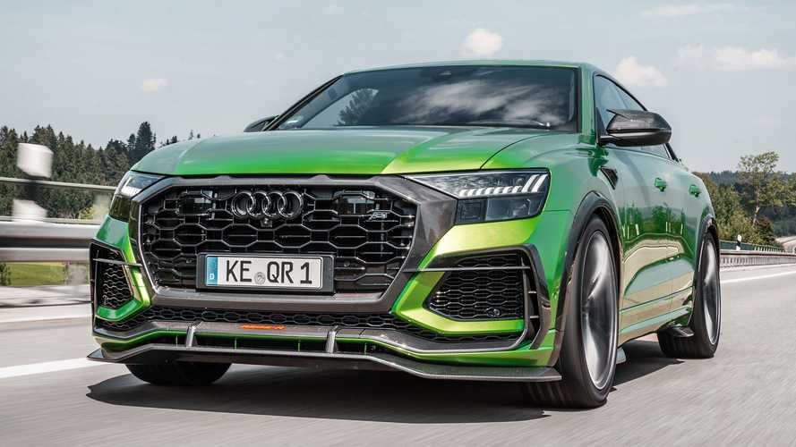 Abt RSQ8-R: Tuning-Version des Audi RS Q8 mit 740 PS