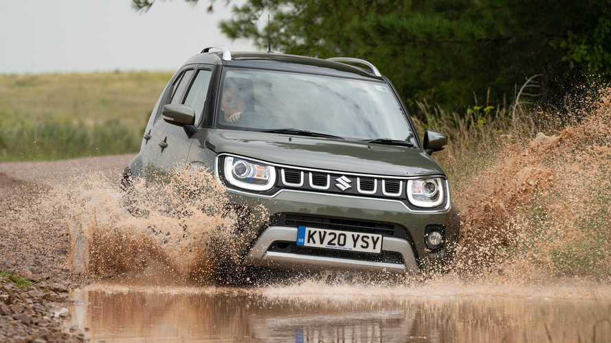 Facelifted Suzuki Ignis costs just under £14,000