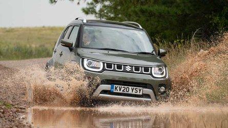 Facelifted Suzuki Ignis costs just under £14,000
