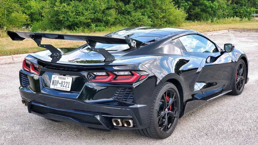 Corvette C8 High Wing