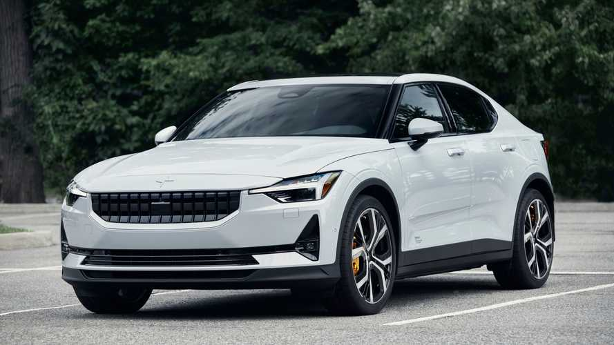 Polestar 2 Can Reportedly Be Ordered With A Factory Tow Hitch
