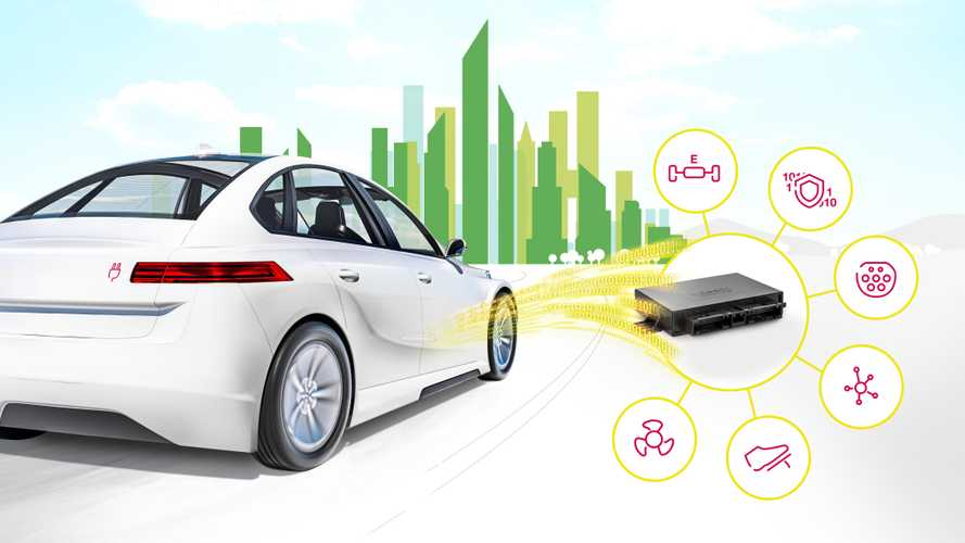 VW ID.3 And Other MEB-Based EVs To Get Vitesco Drive Control Unit