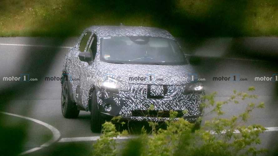 Nissan Qashqai / Rogue Sport Spy Photos