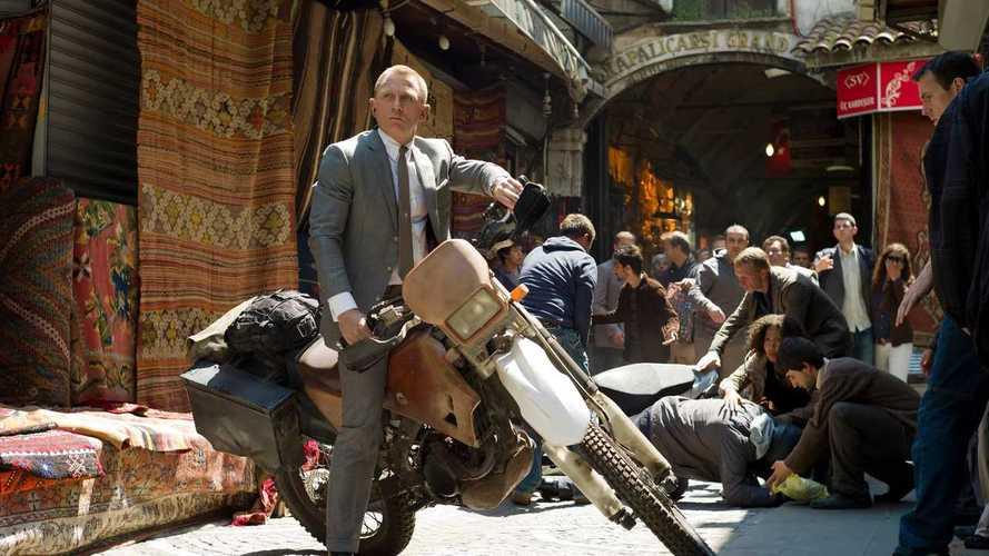 James Bond: le moto più belle della saga di 007