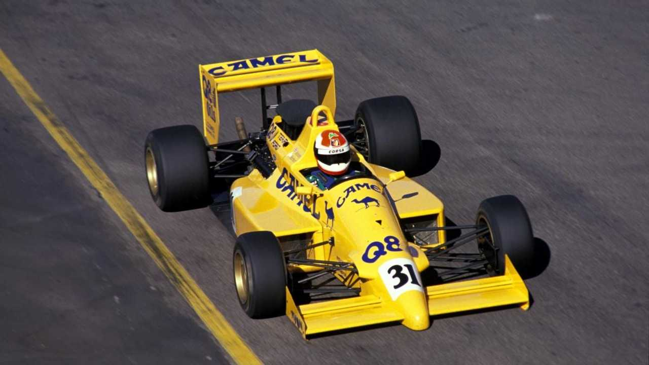 Johnny Herbert 30 years on – a study in what might have been