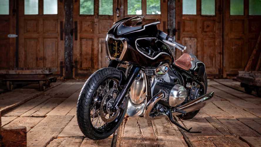 BMW Blechmann R 18: Neues Custom Bike auf Basis der R 18