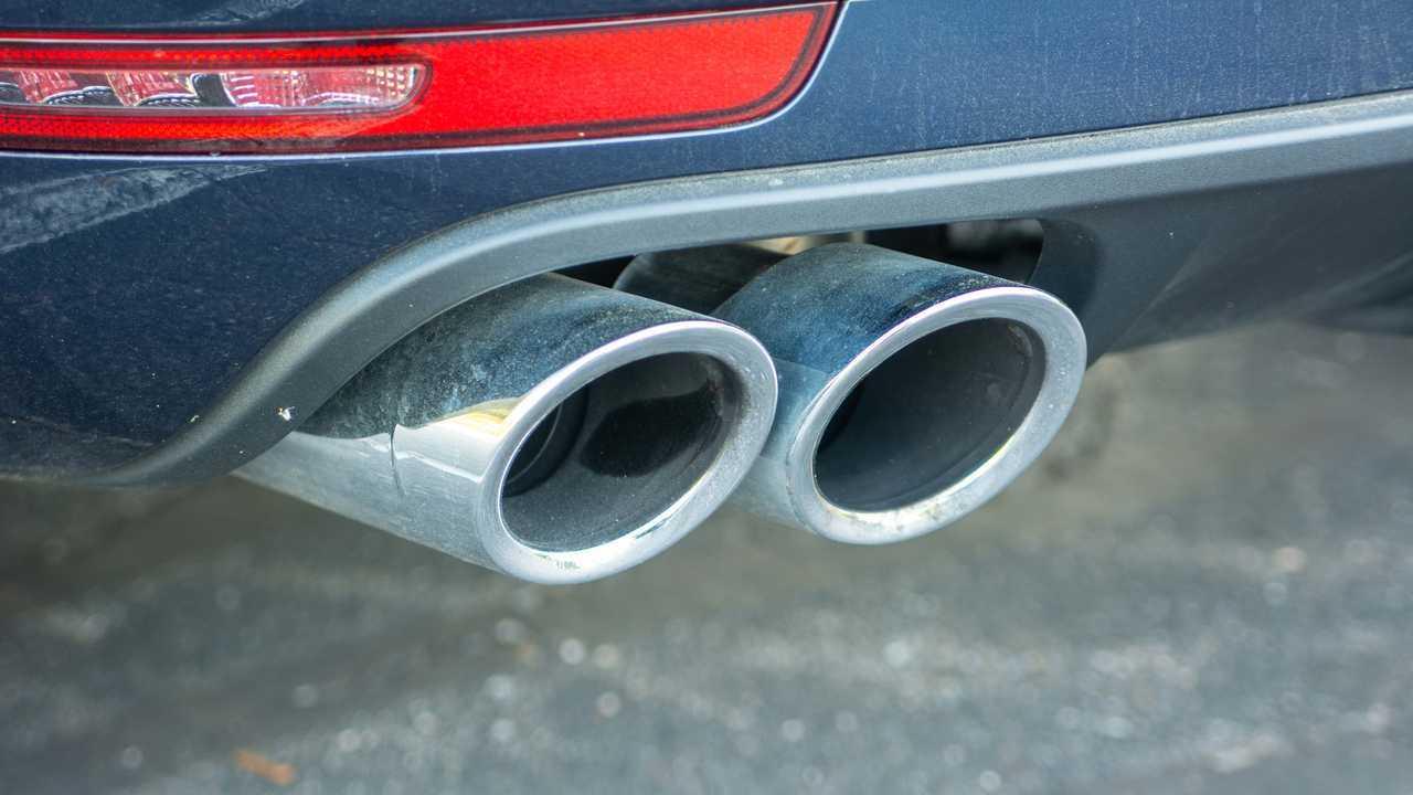 knalpot Porsche Macan Turbo 2020