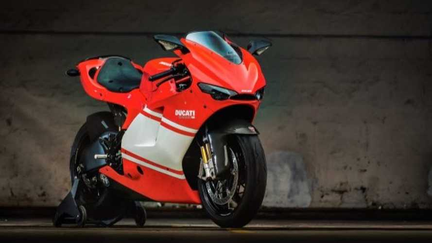 This Super Fresh Ducati Desmosedici RR Could Be Yours